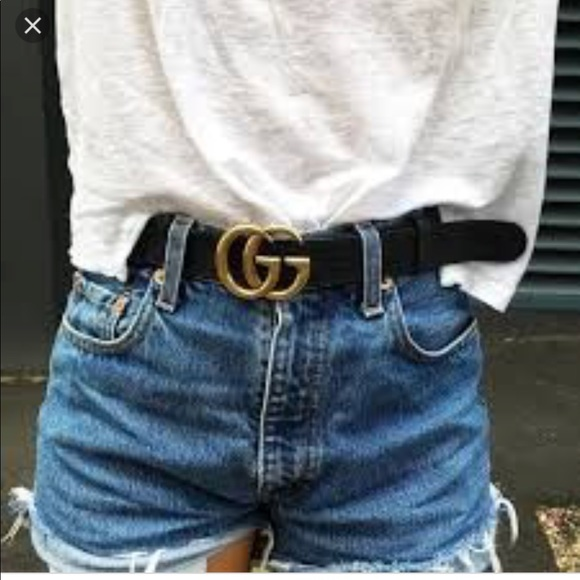 9300cffd884 Gucci Accessories - Gucci Double G buckle belt -celeb and blogger fave